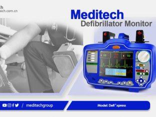 DEFI® XPRESS جهاز رجفان القلب التلقائي