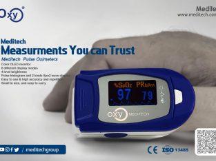 OXYO جهاز قياس الاكسجين في الدم