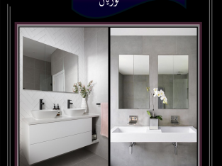 وحدات حمام كوريان – رخام صناعى – ارت فيجن 20 جوزيف تيتو – النزهة