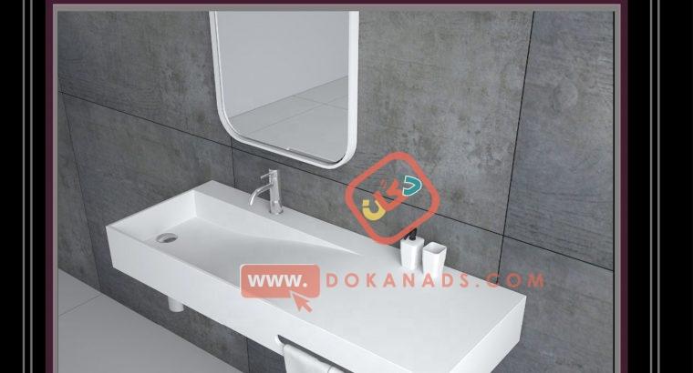 وحدات حمام بديل الرخام – كوريان ارت فيجن 20 جوزيف تيتو النزهة الجديدة