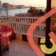 شقة للايجار مفروش -سيدى بشر -بير مسعود-الدور٢