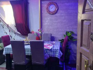 شقة للبيع بالمندرة قبلى -ش الجبل الرءيسى -الدور ١٢