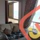 شقة للايجار مفروش -سيدى بشر -الدور٣-رؤية مباشرة للبحر