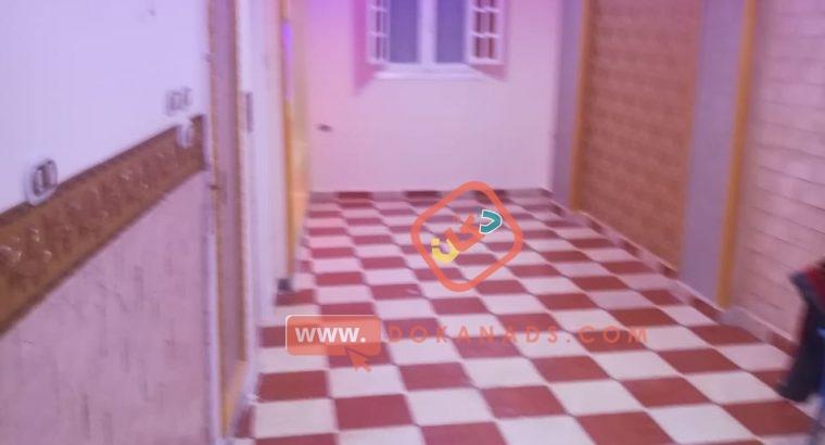 شقة للبيع بالحرمين -المندرة -الدور٤