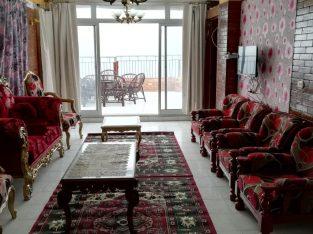 شقة للايجار مفروش -المندرة -الدور١٥-الاسكندرية -مصر