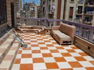 شقة للبيع بسيدى بشر -الدور١١-ش القاهرة