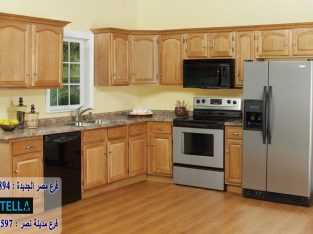 معارض مطابخ خشب بالقاهرة/تصميم مجانا+التوصيل والتركيب مجانا01013843894