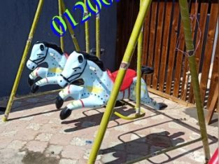 العاب اطفال فيبر جلاس مصنع الآمل