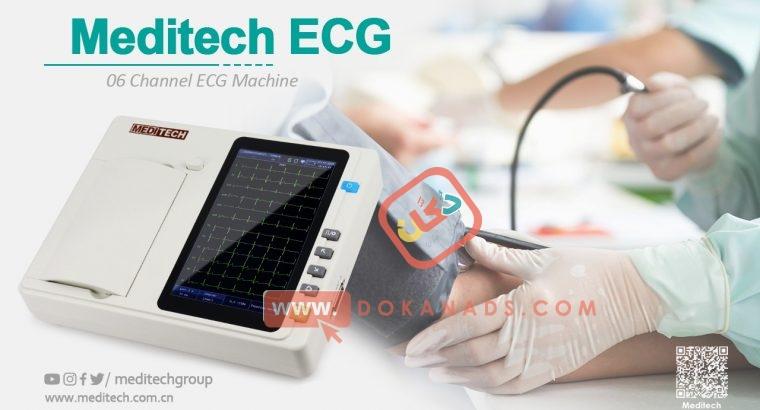 EKG101s جهاز رسم قلب