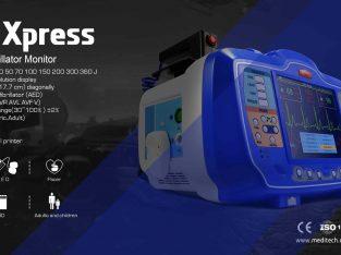 Defixpress جهاز صدمات القلب التلقائي