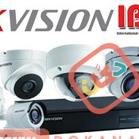 خصومات عالية جدا على الكاميرات الاولى عالميا hikvision