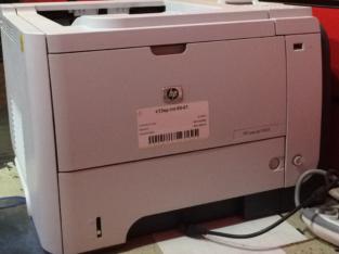 طابعة ليزر وارد الخارج hp 3015 حبارة جديدة تطبع 7500 ورقة – 35 ورقة