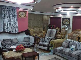 شقه للبيع مدينة نصر 260 م شارع عريض