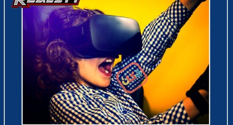 تجهيز صالات ألعاب virtual reality