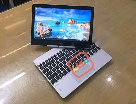 HP REVOLVE 810 G2 ( لاب توب وتابلت ) برسيسور : كور i5 جيل رابع
