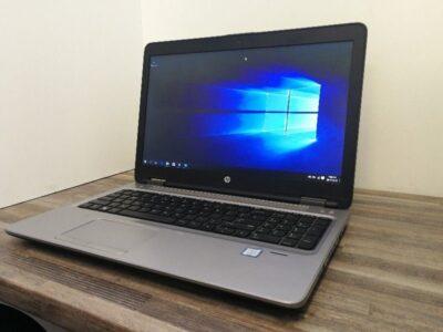 HP PROBOOK 650 G2 CORE I7 6500U جيل سادس / ب2 كارت شاشه