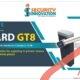 الحواجز الأمنية المصدرة من شركة CAME الإيطاليةجارد جي تي8