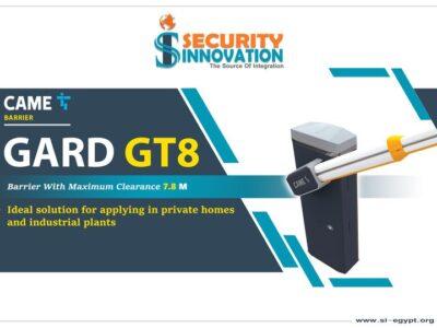 Barrier gate Gard GT8