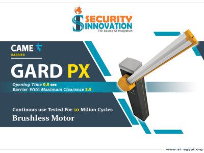 Barrier gate GARD PX