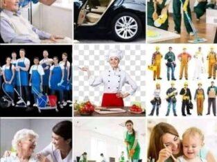 نقدم لك امهر العمالة المنزلية من الاجانب والمصريات وجليسات المسنين
