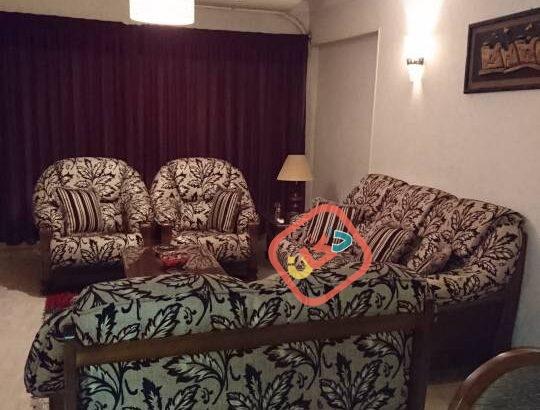 للبيع شقة مفروشة بشارع القدس الشريف ناصية ماكدونالز شهاب