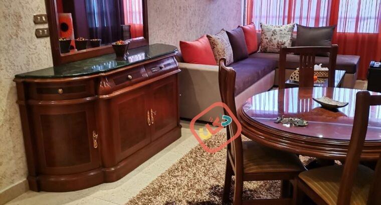 للاجانب والاخوة العرب شقة مفروشة بجوار بلكونة كافية بالمهندسين