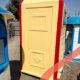 حمام متنقل الاهرام للفيبر جلاس بالتجهيزات