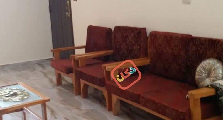 شقة للبيع صف اول ع البحر في الساحل